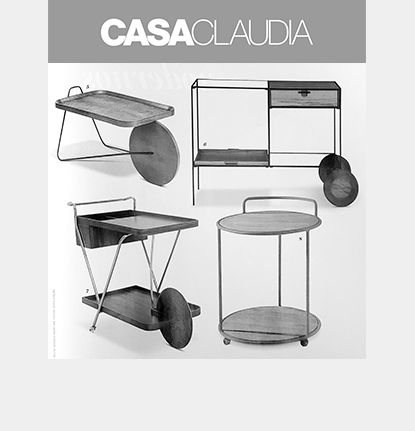 Casa Claudia Magazine